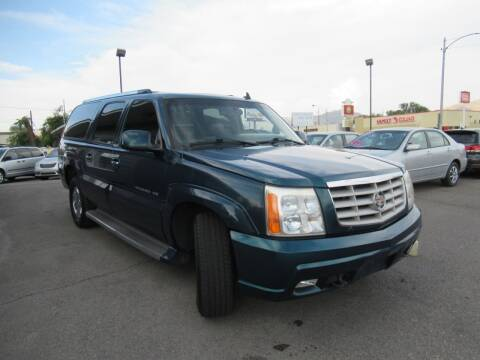 2006 Cadillac Escalade ESV for sale at Crown Auto in South Salt Lake City UT