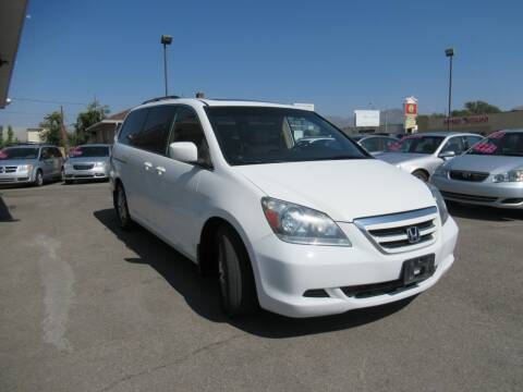 2006 Honda Odyssey for sale at Crown Auto in South Salt Lake City UT