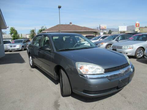 2004 Chevrolet Malibu for sale at Crown Auto in South Salt Lake City UT