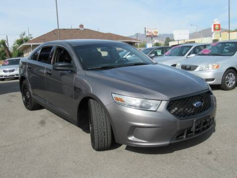 2013 Ford Taurus for sale at Crown Auto in South Salt Lake City UT