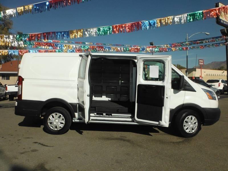 2015 Ford Transit Cargo 250 3dr SWB Low Roof Cargo Van w/60/40 Passenger Side Doors - South Salt Lake UT