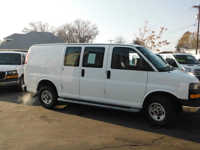 2015 GMC Savana Cargo 2500 3dr Cargo Van w/1WT - South Salt Lake UT