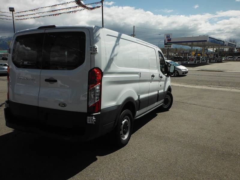 2016 Ford Transit Cargo 150 3dr SWB Low Roof Cargo Van w/60/40 Passenger Side Doors - South Salt Lake UT
