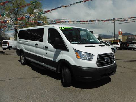 2016 Ford Transit Wagon for sale in South Salt Lake, UT