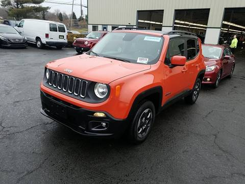 2015 Jeep Renegade for sale in Bergenfield, NJ