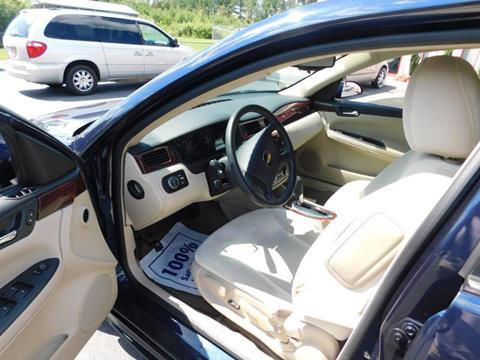 2010 Chevrolet Impala for sale in Crawford, GA