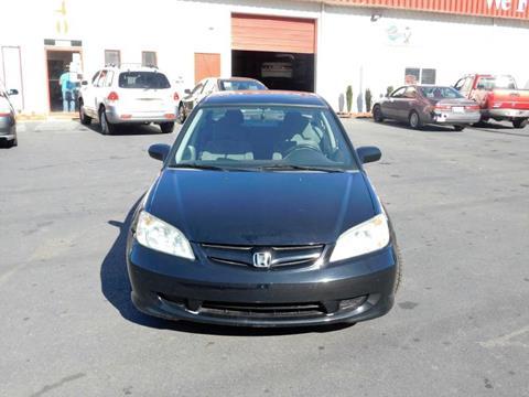 2005 Honda Civic for sale in Crawford, GA