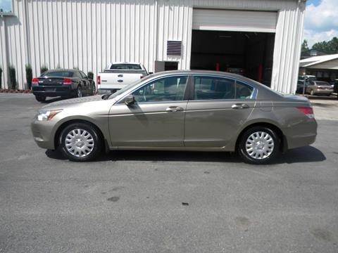 2010 Honda Accord for sale in Crawford, GA