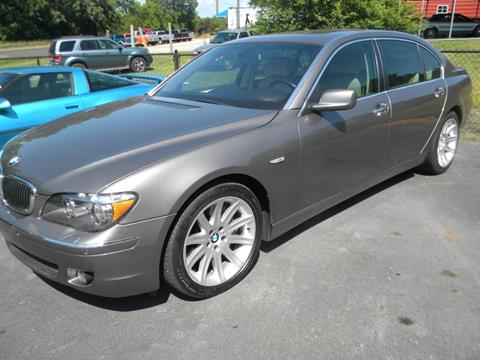 2006 BMW 7 Series for sale in Crawford, GA