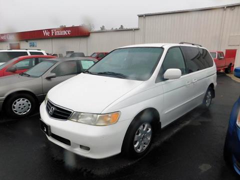 2003 Honda Odyssey for sale in Crawford, GA
