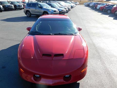 1997 Pontiac Firebird for sale in Crawford, GA