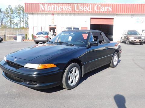 1994 Mercury Capri for sale in Crawford, GA