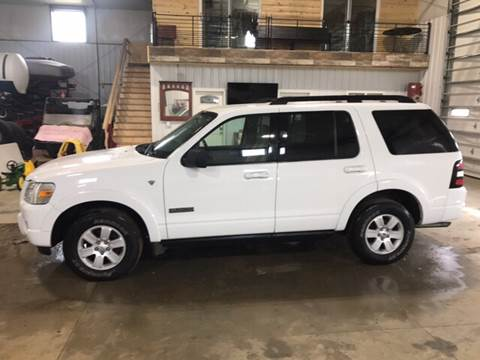 2008 Ford Explorer for sale in Lindsay, NE