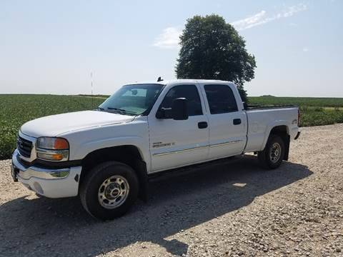 2007 GMC Sierra 2500HD Classic for sale in Lindsay, NE
