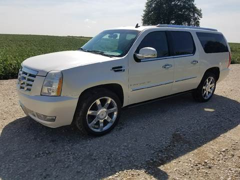 2008 Cadillac Escalade ESV for sale in Lindsay, NE