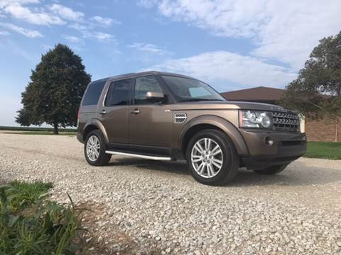 2010 Land Rover LR4 for sale in Lindsay, NE