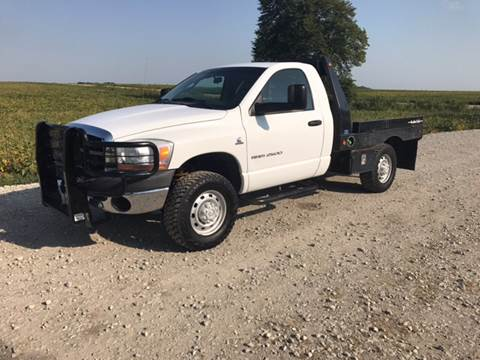 2006 Dodge Ram Pickup 2500 for sale in Lindsay, NE
