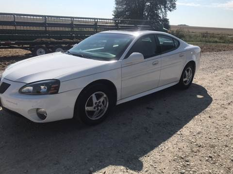 2004 Pontiac Grand Prix for sale in Lindsay, NE