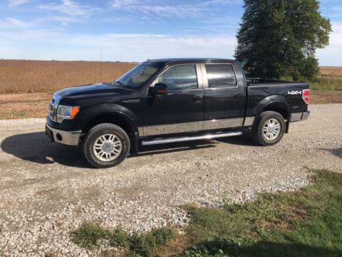 2010 Ford F-150 for sale in Lindsay, NE