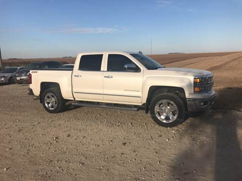 2015 Chevrolet Silverado 1500 for sale in Lindsay, NE