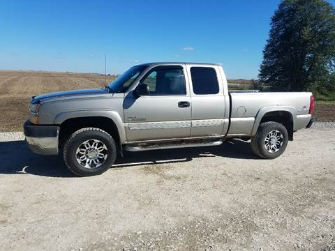 2003 Chevrolet Silverado 2500HD for sale in Lindsay, NE