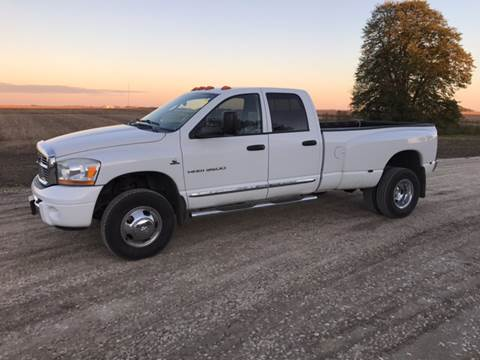 2006 Dodge Ram Pickup 3500 for sale in Lindsay, NE