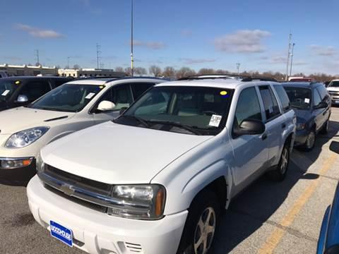 2006 Chevrolet TrailBlazer for sale in Lindsay, NE