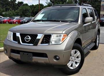 2007 Nissan Pathfinder for sale in Lilburn, GA