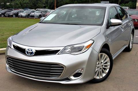 2015 Toyota Avalon Hybrid for sale in Lilburn, GA