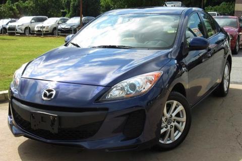 2013 Mazda MAZDA3 for sale in Lilburn, GA