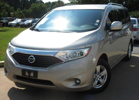 2013 Nissan Quest for sale in Lilburn, GA