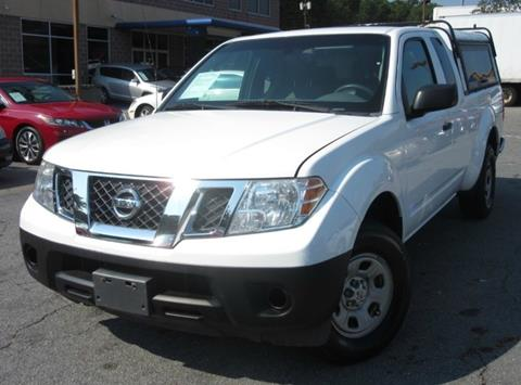 2012 Nissan Frontier for sale in Lilburn, GA