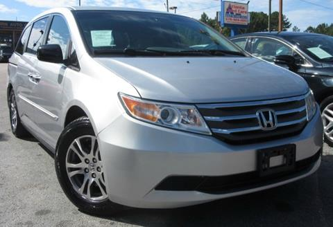 2012 Honda Odyssey for sale in Lilburn, GA
