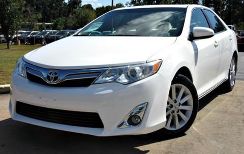 2013 Toyota Camry for sale in Lilburn, GA
