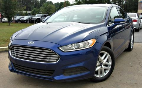 2016 Ford Fusion for sale in Lilburn, GA