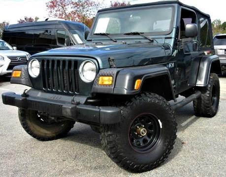 2005 Jeep Wrangler for sale in Lilburn, GA