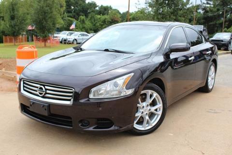 2014 Nissan Maxima for sale in Lilburn, GA