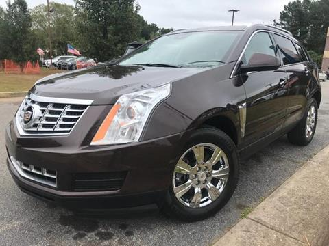 2016 Cadillac SRX for sale in Lilburn, GA