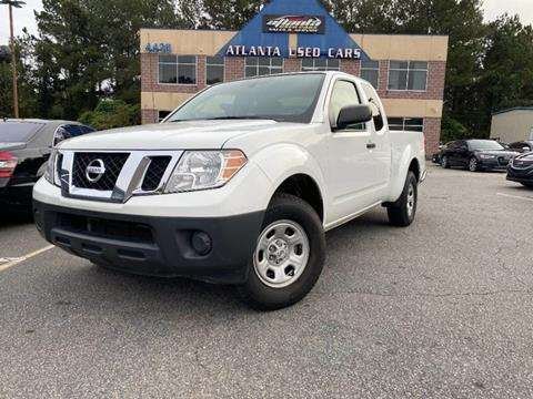 2016 Nissan Frontier for sale in Lilburn, GA