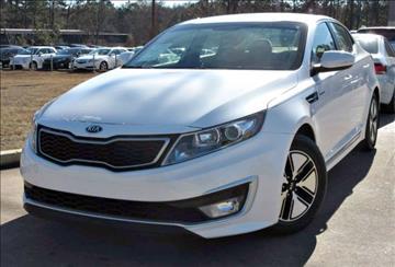 2013 Kia Optima Hybrid for sale in Lilburn, GA