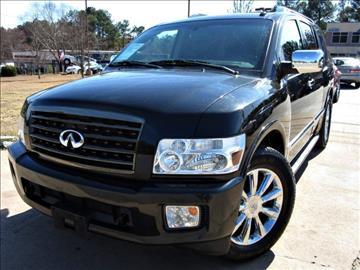 2009 Infiniti QX56 for sale in Lilburn, GA