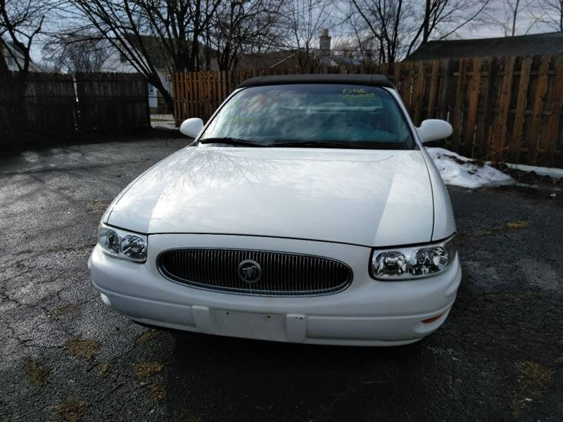 2001 buick lesab cluber 2001 buick lesabre for sale at max auto sales inc in warren mi freerunsca Images
