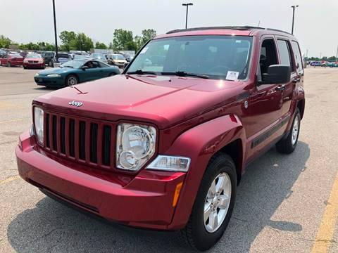 2011 Jeep Liberty for sale in Warren, MI