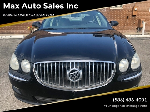 2008 Buick LaCrosse for sale in Warren, MI