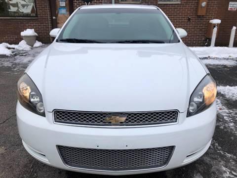 2012 Chevrolet Impala for sale in Warren, MI