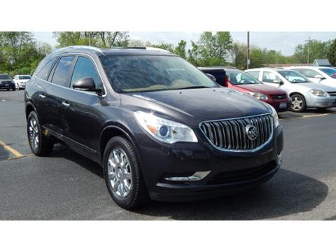 2015 Buick Enclave for sale in Oregon, OH