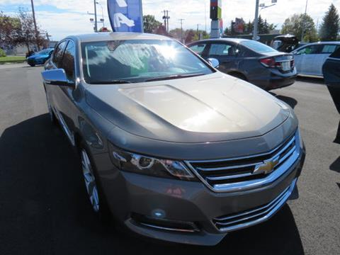 2017 Chevrolet Impala for sale in Oregon OH
