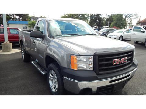 2012 GMC Sierra 1500 for sale in Oregon OH