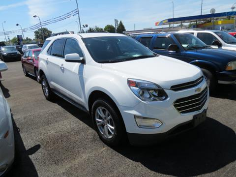 2016 Chevrolet Equinox for sale in Oregon, OH