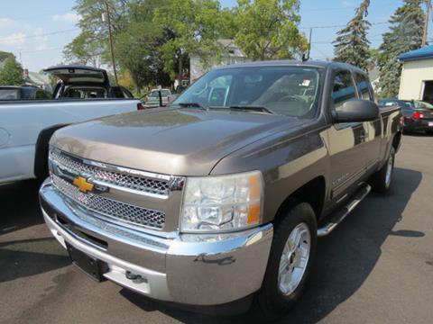 2013 Chevrolet Silverado 1500 for sale in Oregon OH